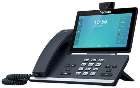 Yealink SIP-T58V Smart Media Android HD VoIP