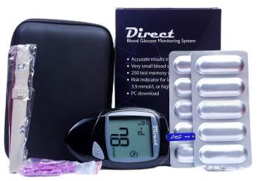 OK-1G OKmeter Direct Blood Glucose Monitoring
