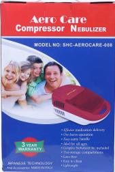 SHC-Aerocare-008 Compressor Nebulizer