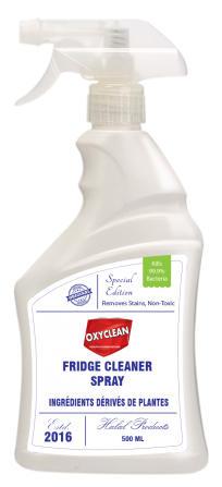 Oxyclean Fridge Cleaner Spray 500ml