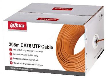 Dahua Cat-6 UTP Network Cable