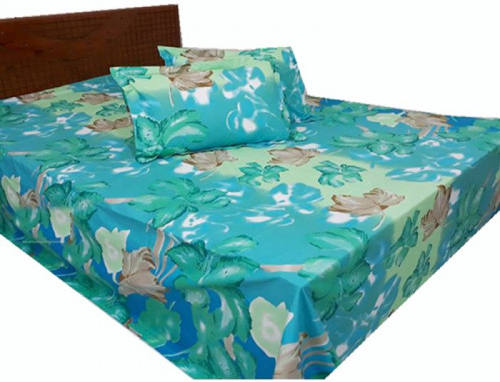 King Size 8 x 7 Feet Bed Sheet
