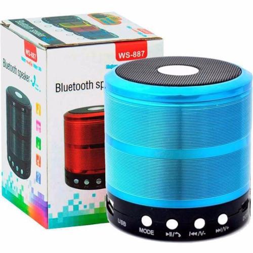 WS-887 Mini Bluetooth Speaker