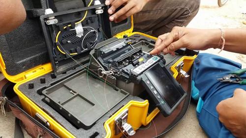 Fiber Cable Splicing Service Per End