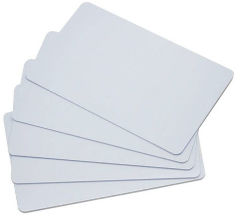 Blank Inkjet Coating PVC ID Card