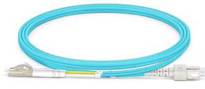 Rosenberger 5M SC-LC MM OM3 Duplex Fiber Patch Cord