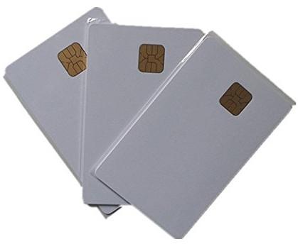 PVC Material IC Card