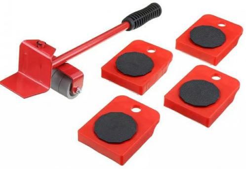 5 Pcs Durable Furniture Moving Tools Set