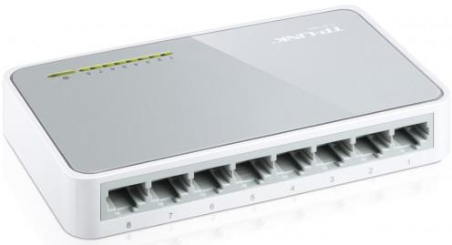TP Link TL-SF1008D 8-Port 10/100Mbps Switch