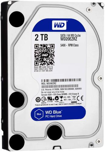 Western Digital WD20EZRZ 2TB Blue Desktop HDD