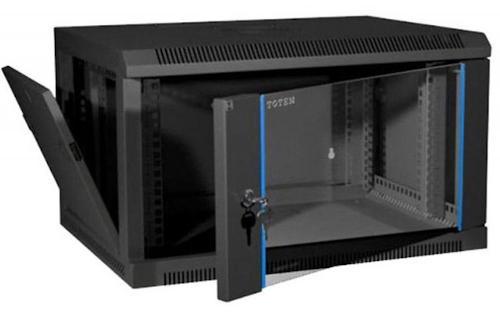Toten WM.6406.7101 6U Wall Mount Rack Server Cabinet
