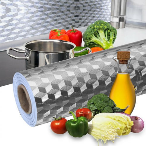 Water Proof Foil Kitchen Stickers