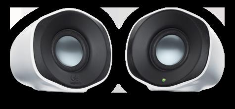 Logitech Stereo Speakers Z110