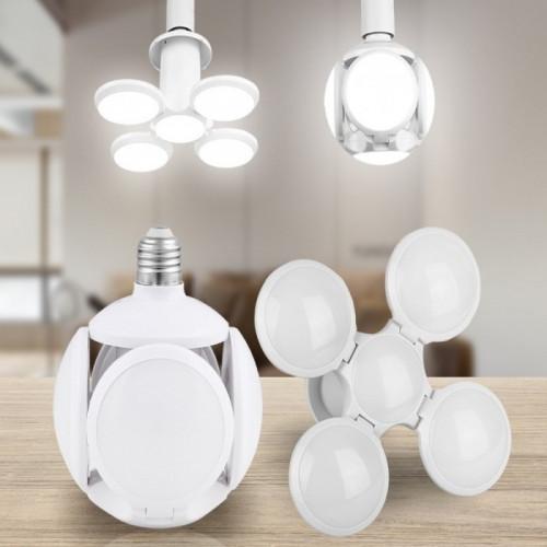 E27 Foldable Football shape LED Bulb