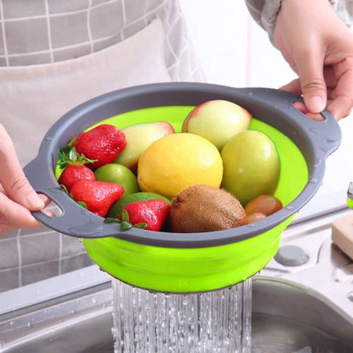 2-Piece Collapsible Filter Basket