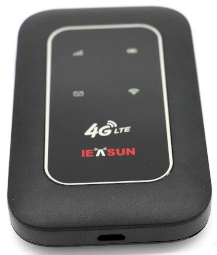 Ieasun MF825 4G LTE Advanced Mobile Wi-Fi