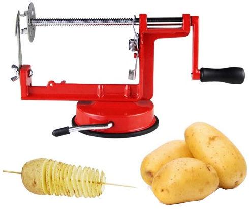 Spiral Potato Chips Cutter
