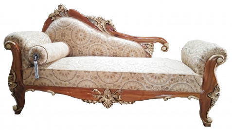 Stylish Wooden Divan Sofa