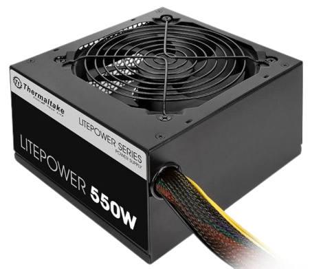 Thermaltake Litepower 550W Black Edition Power Supply