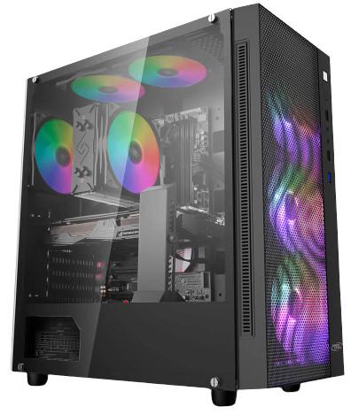 Deepcool Matrexx 55 Mesh RGB 4F Desktop Gaming Casing