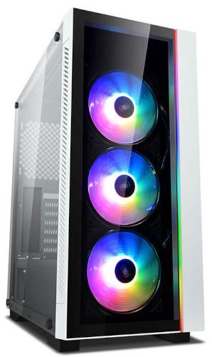 Deepcool Matrexx 55 V3 ADD-RGB WH 3F Computer Casing