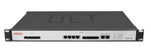 Hsgq-E04 Epon 4-Port OLT with Dual Power Supply