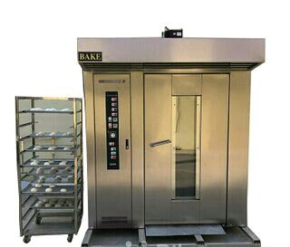 Rotary Rack Oven for Bakery Items