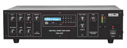 Ahuja CMA-5400 Central Amplifier Conference System