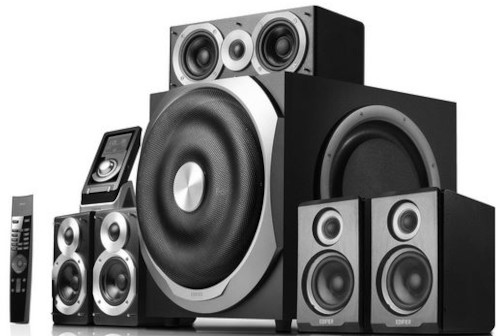 Edifier S760D 5.1 with Subwoofer Dolby Digital Home Speaker