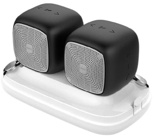 Edifier MP202DUO Splash Proof Portable Wireless Speaker