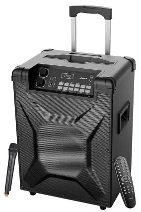 F&D T2 Bluetooth FM Radio Remote Control Trolley Speaker