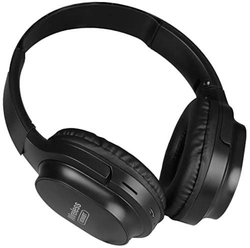 XB380BT Folded Wireless Mic Headphone
