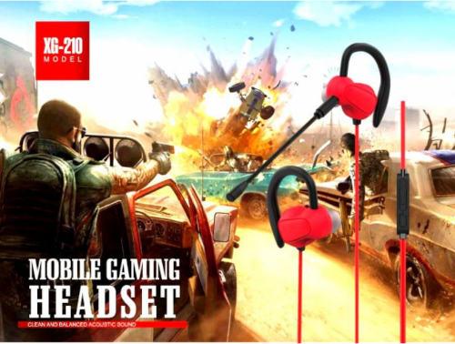 XG-210 Mobile Gaming Headset