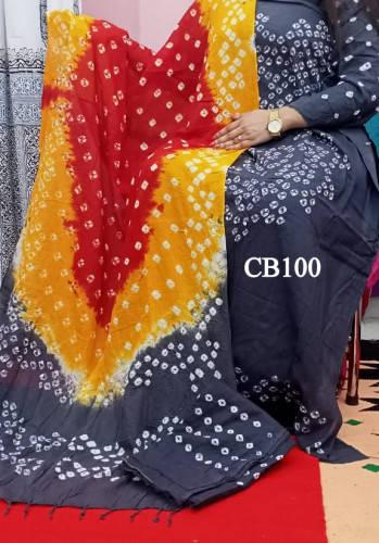 Chunri Batik Salwar Kameez CB100
