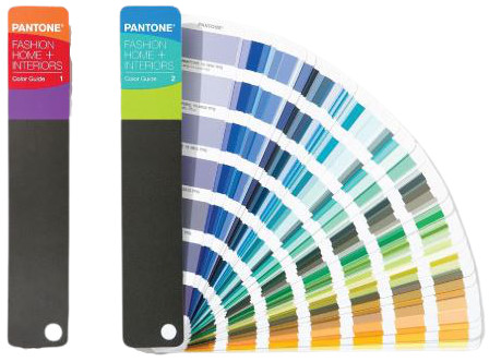 Pantone FHIP110A Fashion Home Interiors Color Guide