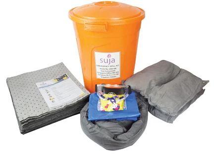 Suja 40 Liter Chemical Spill Response Kit
