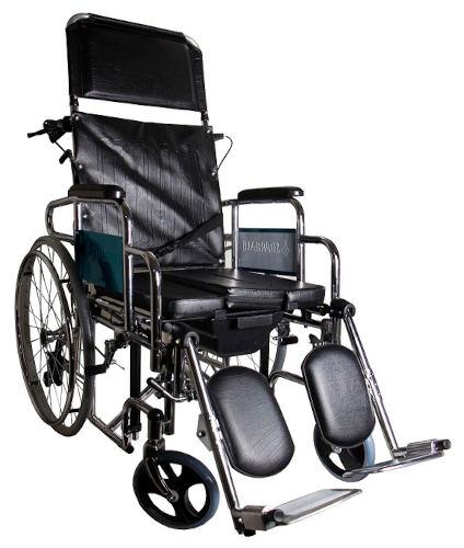 Supreme KY607GCJ-A Heavy Duty Wheelchair