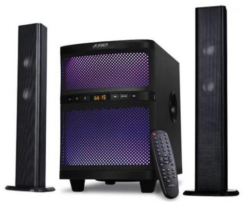 F&D T-200X 2:1 Bluetooth 4.0 Soundbar Speaker System