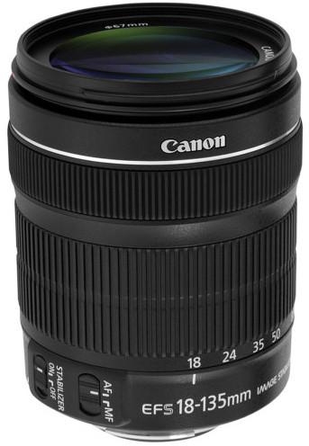 Canon EF-S 18-135mm f/3.5-5.6 IS STM DSLR Lens