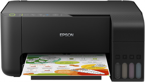 Epson EcoTank L3150 Multifunction Wi-Fi InkTank Printer
