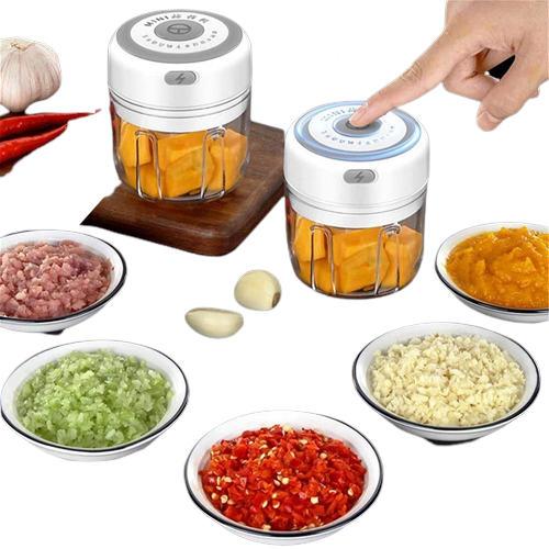 Mini Electric Spice Blender
