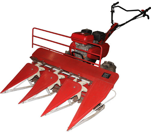 Hand Operated Rice Harvester