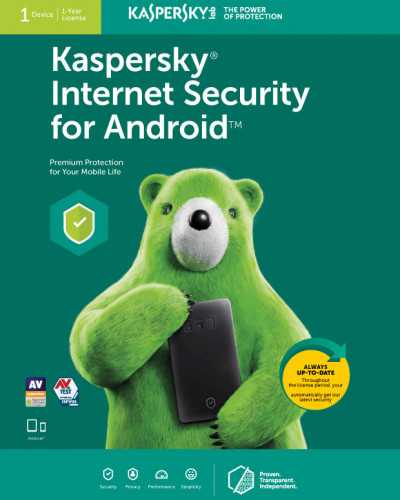 Kaspersky Internet Security Anti-Spam 1 Year for 1 Computer