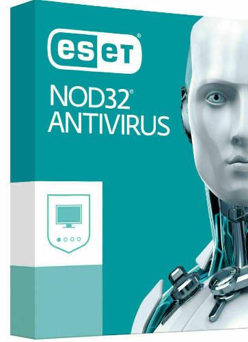 Eset NOD32 Antivirus 2020 Edition 1 PC for 1 Year