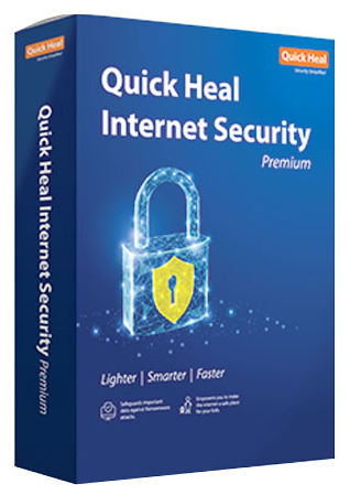 Quick Heal Internet Security Premium 1 PC / 1 Year