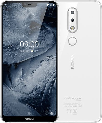 Nokia 6.1 Plus Octa Core 5.8 Inch 16 MP Dual Camera Mobile