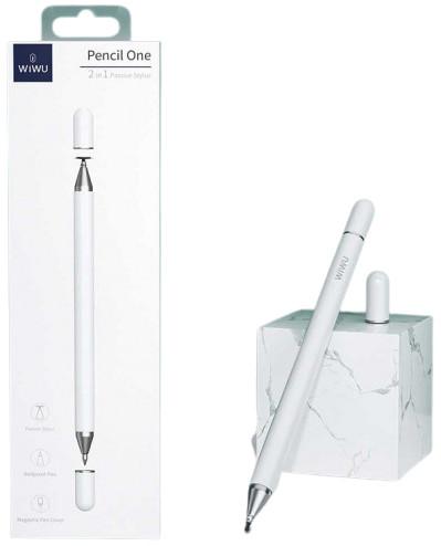 WIWU Pencil One 2 in 1 Stylus Touch Pen