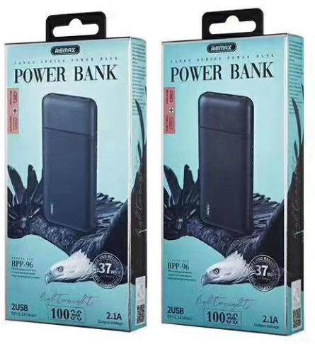 Remax RPP-96 10000mAh Lango Series Power Bank