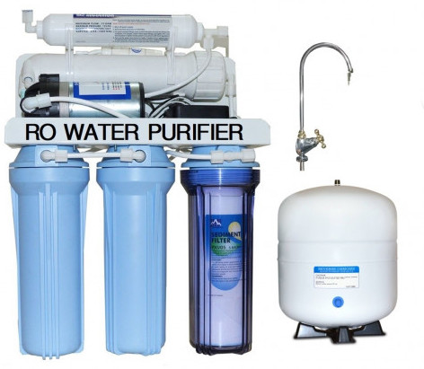 5-Stage RO Water Purifier