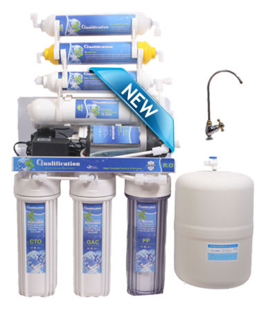 7-Stage RO Water Filter